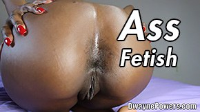 Ass Fetish Banner