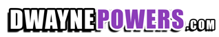 Dwayne Powers Main Logo