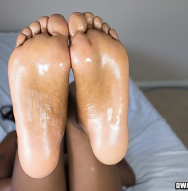 Making You Cum Over My Feet 1
