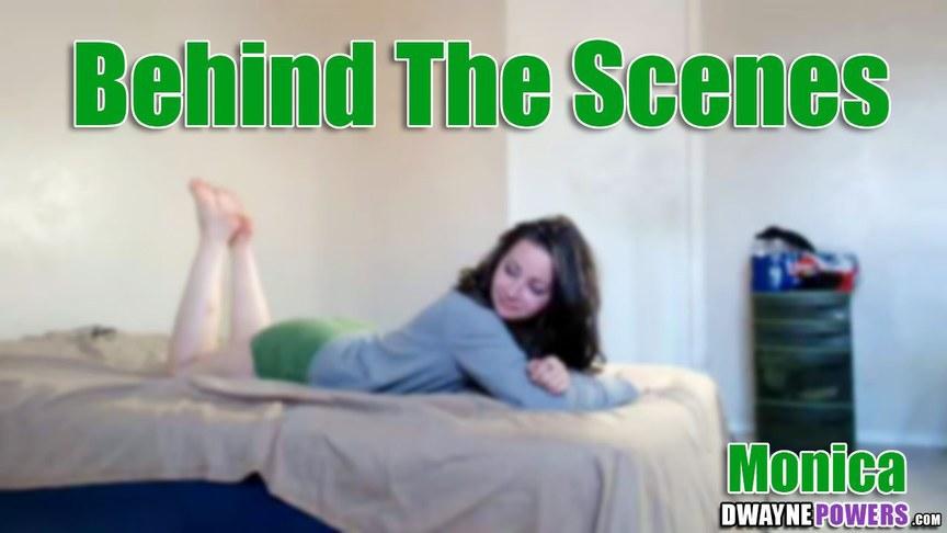 Behind The Scenes of Monica