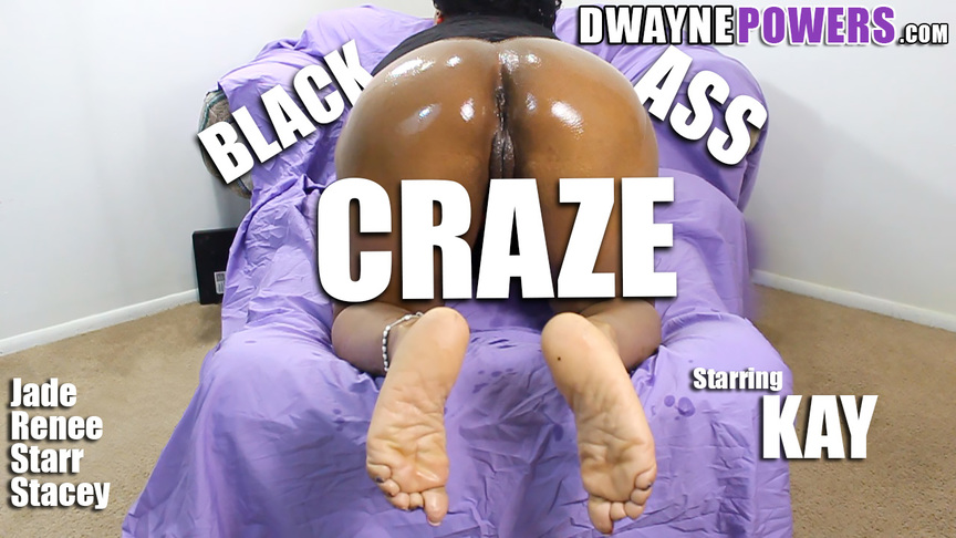 Black Ass Craze - Dwayne Powers