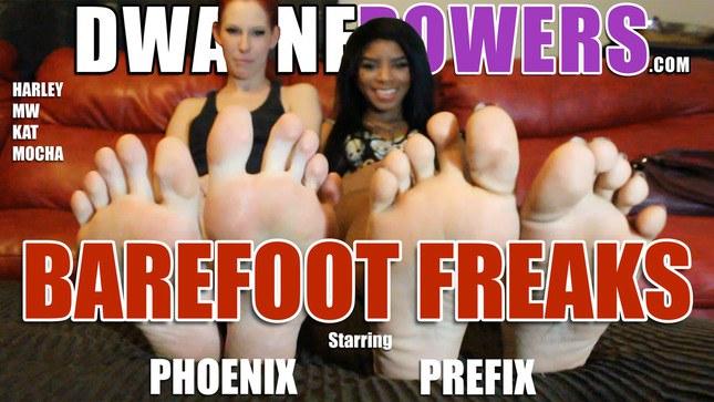 BareFoot Freaks