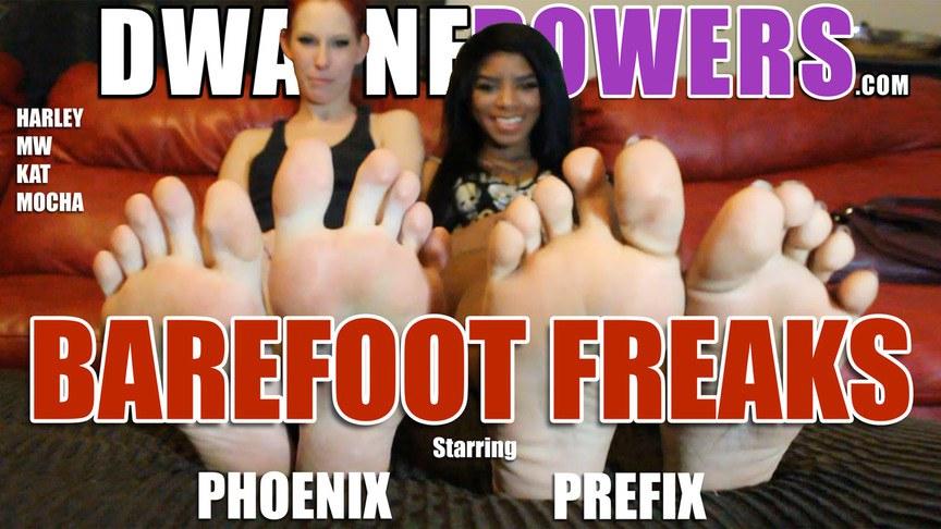 BareFoot Freaks - Dwayne Powers
