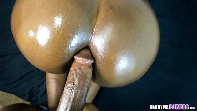 Dwayne Powers Jade Big Booty Tricked Into a Hard Fuck