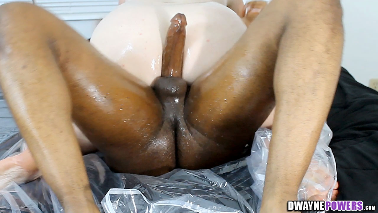 BBW Interracial Wife Bang